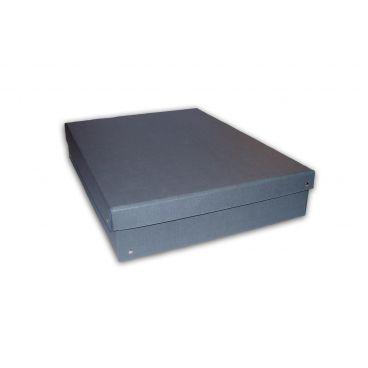 Storage Box A4 dark gray