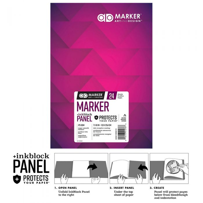 AD Marker Block 175g