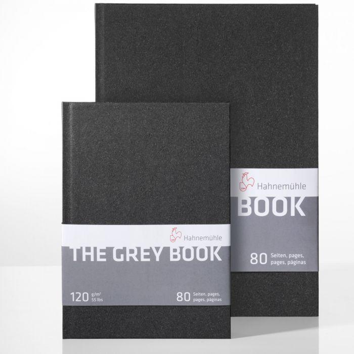 Skizzenbuch Grey A5 120g lichtgrau Skizzenbuch Grey A5 120g lichtgrau