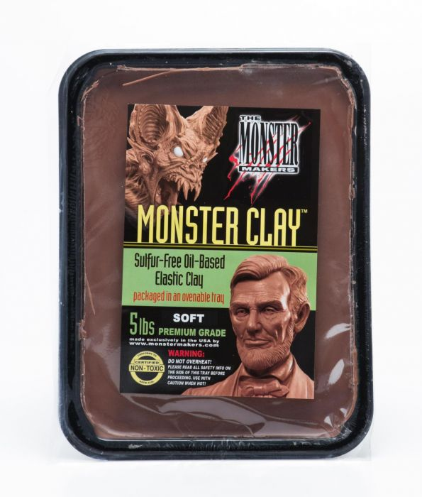 Monster Clay Soft